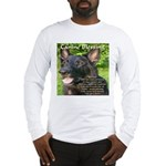 Canine Blessing Long Sleeve T-Shirt