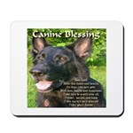 Canine Blessing Mousepad