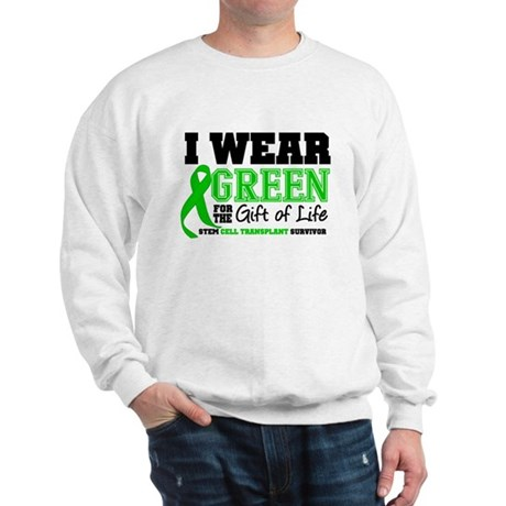SCT I Wear Green Sweatshirt