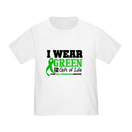SCT I Wear Green Toddler T-Shirt