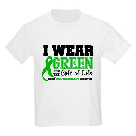 SCT I Wear Green Kids Light T-Shirt
