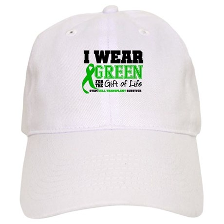 SCT I Wear Green Cap