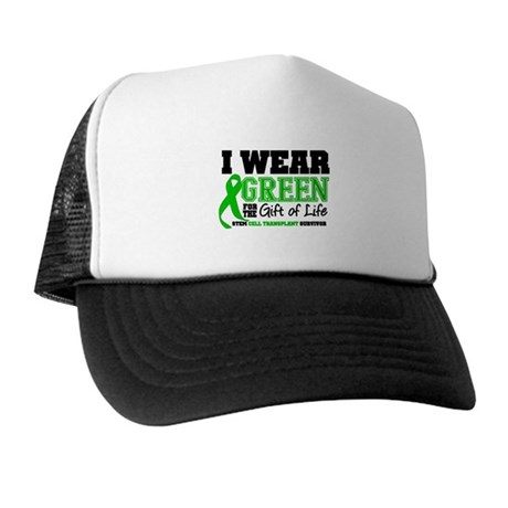 SCT I Wear Green Trucker Hat