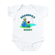 Grandpa's Buddy Onesie
