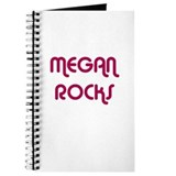 MEGAN ROCKS Journal