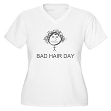 Bad Hair Day T-Shirt
