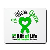 SCT Survivor I Wear Green Mousepad