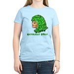 Shamrock Hair Naturally Curly Girl Women's Light T