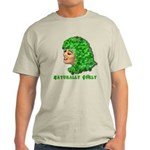 Shamrock Hair Naturally Curly Girl Light T-Shirt