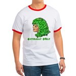 Shamrock Hair Naturally Curly Girl Ringer T
