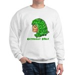 Shamrock Hair Naturally Curly Girl Sweatshirt