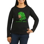 Shamrock Hair Naturally Curly Girl Women's Long Sl