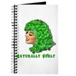 Shamrock Hair Naturally Curly Girl Journal