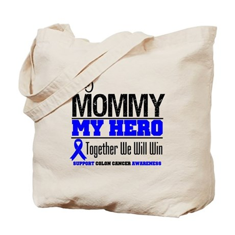 ColonCancerHero Mommy Tote Bag