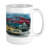 67, 68, 69 Camaro Ceramic Mugs