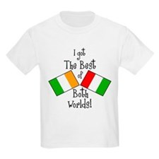 """Irish-Italian Kid"" T-Shirt"