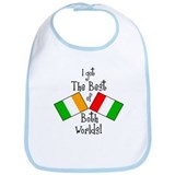 &quot;Irish-Italian Kid&quot; Bib
