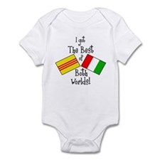 """Vietalian Kids"" Infant Bodysuit"