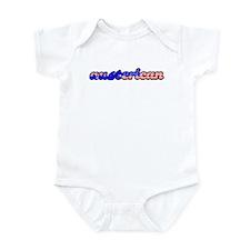 """Austerican"" Infant Bodysuit"