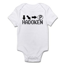 Hadoken Infant Bodysuit