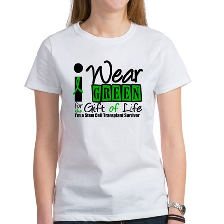 SCT I Wear Green Women's T-Shirt