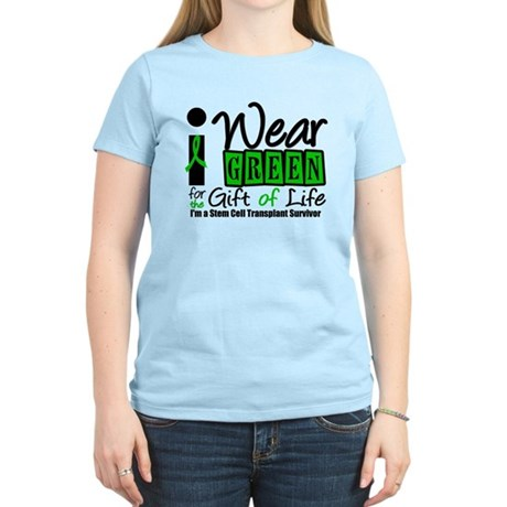 SCT I Wear Green Women's Light T-Shirt