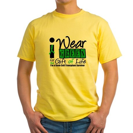 SCT I Wear Green Yellow T-Shirt
