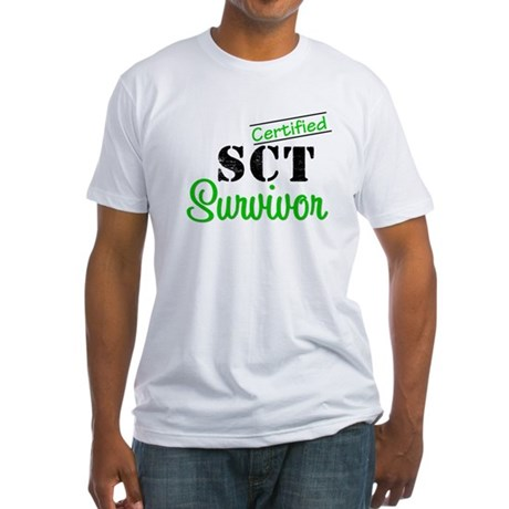 SCT I Wear Green Fitted T-Shirt