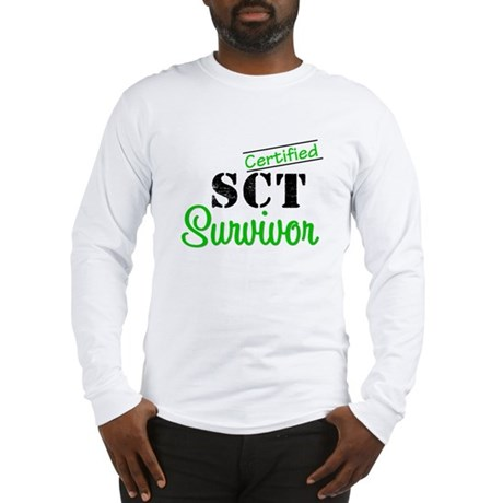 SCT I Wear Green Long Sleeve T-Shirt