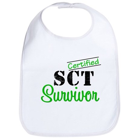 SCT I Wear Green Bib