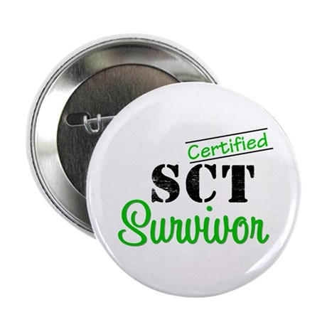 "SCT I Wear Green 2.25"" Button"