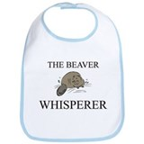 The Beaver Whisperer Bib