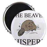 "The Beaver Whisperer 2.25"" Magnet (10 pack)"