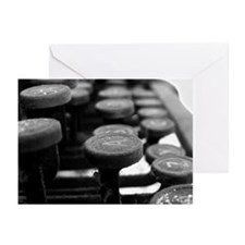 Typewriter Cards (Pk of 20)