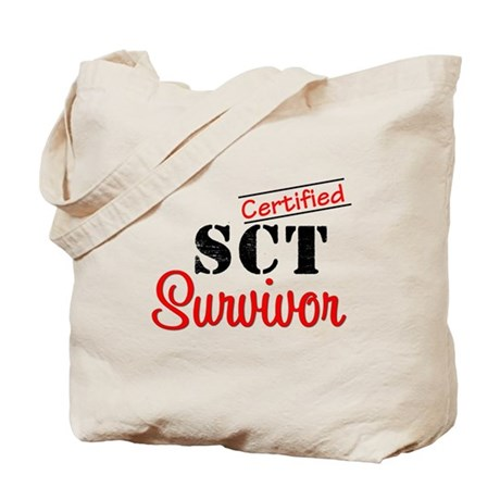 SCT I Wear Green Tote Bag