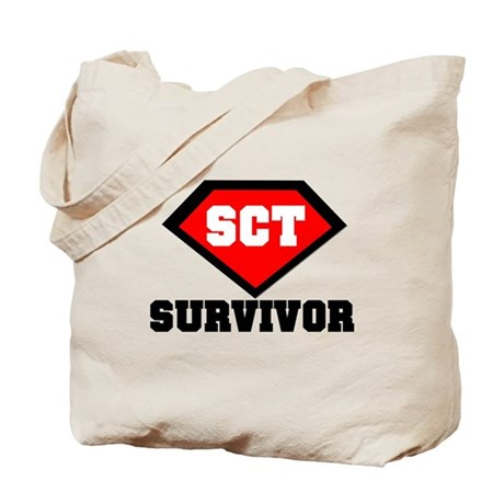 SCT Survivor Tote Bag