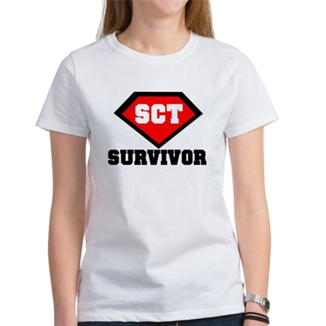 SCT Survivor Women's T-Shirt