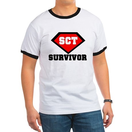 SCT Survivor Ringer T