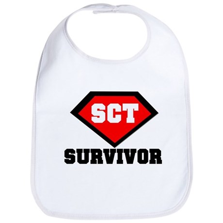 SCT Survivor Bib