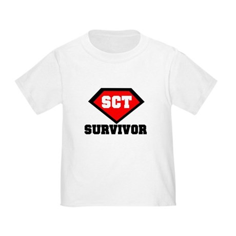 SCT Survivor Toddler T-Shirt