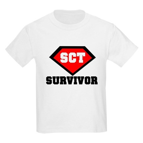 SCT Survivor Kids Light T-Shirt
