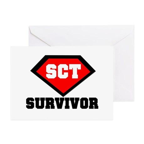 SCT Survivor Greeting Cards (Pk of 20)
