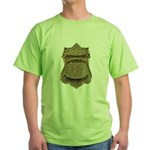 San Antonio Patrolman Green T-Shirt