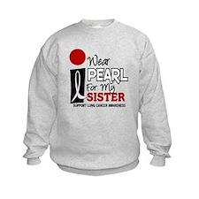 I Wear Pearl For My Sister 9 Sweatshirt