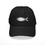 ICHTHYS [Fish] Black Cap
