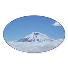 Cotopaxi Oval Decal