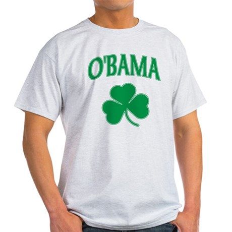 Irish Obama Light T-Shirt