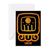 Cute Heiroglyphs Greeting Card