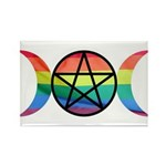 Pagan Pride Rectangle Magnet (10 pack)
