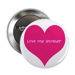 "Love one another 2.25"" Button (100 pack)"